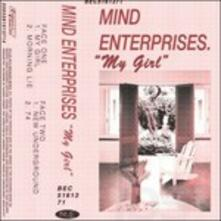 My Girl - Vinile 7'' di Mind Enterprises