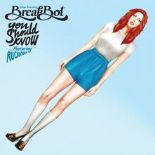 You Should Know - Vinile LP di Breakbot