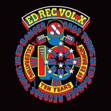 Ed Rec vol.x - Vinile LP