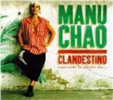 Clandestino - Vinile LP + CD Audio di Manu Chao