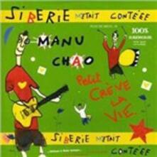 Siberie m'etait contee - Vinile LP + CD Audio di Manu Chao