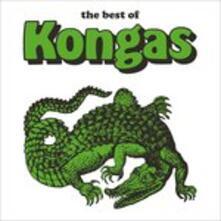 Best of Kongas - Vinile LP + CD Audio di Cerrone