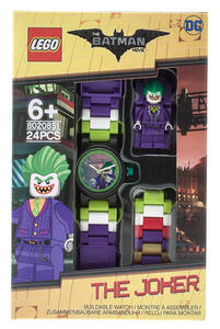 Orologio LEGO Batman The Movie Jocker - 3