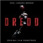 Cover CD Colonna sonora Dredd