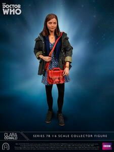Doctor Who: Clara Oswald Series 7B. 1:6 Scale Figure