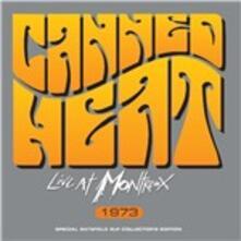 Live at Montreux 1973 - Vinile LP di Canned Heat