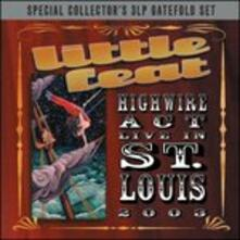 High Wire Act Live - Vinile LP di Little Feat
