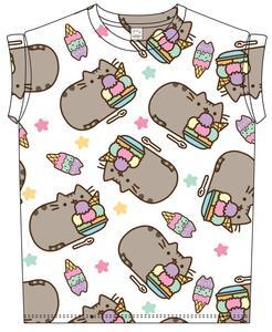 T-Shirt bambina Pusheen. Ice Cream