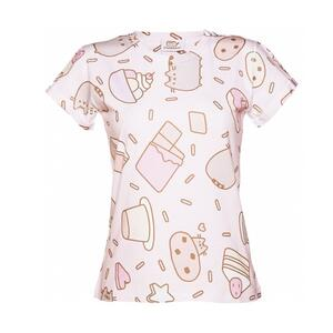 T-Shirt bambina Pusheen. Sweet Treats