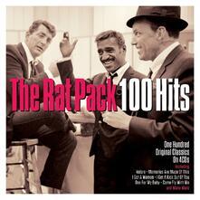 100 Hits - CD Audio di Rat Pack