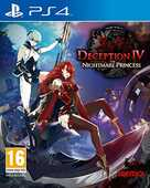 Videogiochi PlayStation4 Deception IV: The Nightmare Princess