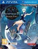 Videogiochi PS Vita Deception IV Blood Ties
