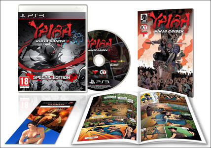 Yaiba: Ninja Gaiden Z Special Edition - 3