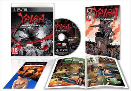 Yaiba: Ninja Gaiden Z Special Edition - 5