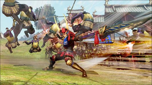 Samurai Warriors 4-II - 3