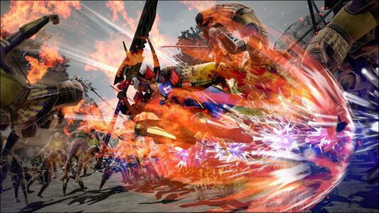 Samurai Warriors 4-II - 4