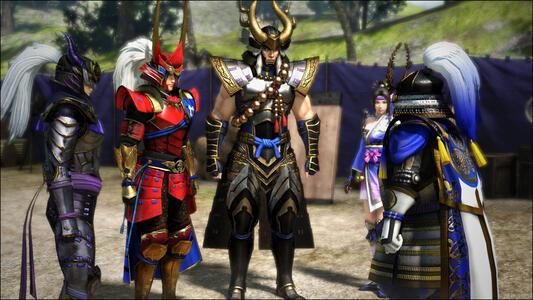 Samurai Warriors 4-II - 6
