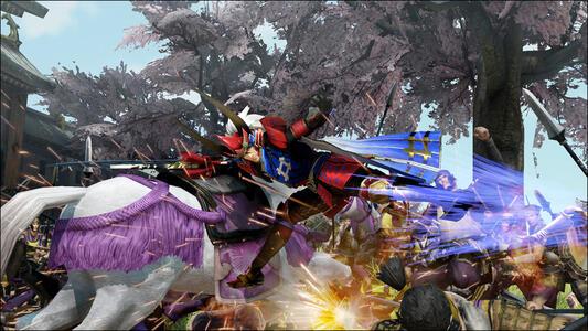 Samurai Warriors 4-II - 9