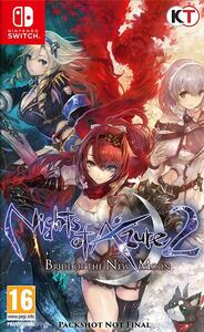 Nights of Azure 2. Bride of the New Moon - Switch - 2