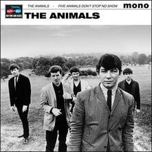 Five Animals Don't Stop No Show - Vinile LP di Animals