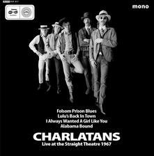 Live at the Straight Theatre 1967 - Vinile 7'' di Charlatans