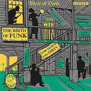 CD Birth of Funk 1949-1962
