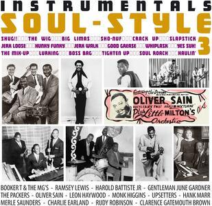 CD Instrumentals Soul-Style vol.3 1965-1966