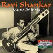 CD Music of India Ravi Shankar