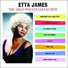Argo Singles Collection - Vinile LP di Etta James