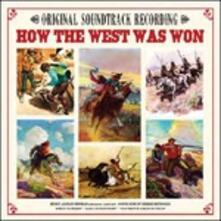 How the West Was Won (Colonna Sonora) (Hq) - Vinile LP
