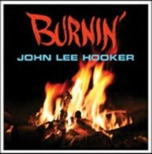Burnin' (Hq) - Vinile LP di John Lee Hooker