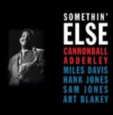 Somethin' Else (HQ) - Vinile LP di Julian Cannonball Adderley