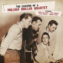 Legends Of A Million Dollar Quartet - Vinile LP