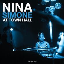 At Town Hall (180 gr. Coloured Vinyl) - Vinile LP di Nina Simone