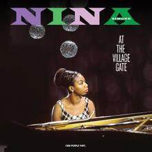At the Village Gate (180 gr.) - Vinile LP di Nina Simone