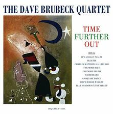 Time Further Out - Vinile LP di Dave Brubeck