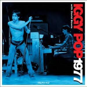 1977 (Red Vinyl) - Vinile LP di Iggy Pop