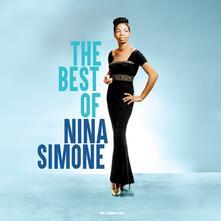The Best of Nina Simone (Coloured Vinyl) - Vinile LP di Nina Simone