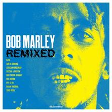 Remixed (Coloured Vinyl) - Vinile LP di Bob Marley