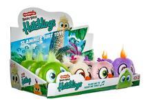 Angry Birds. Hatchlings. Slammer. Peluche Con Suono 8 Cm