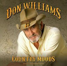 Country Moods - Vinile LP di Don Williams