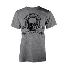T-Shirt Unisex Uncharted 4. Skull