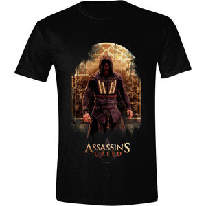 T-Shirt Unisex Assassin's Creed Movie. Character Pose