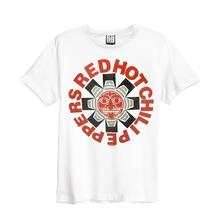 T-Shirt Unisex Tg. M. Red Hot Chili Peppers: Aztec