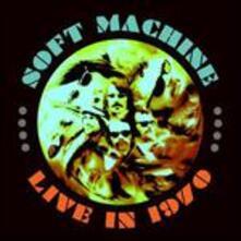 Live in 1970 (Limited Edition) - Vinile LP di Soft Machine