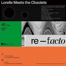 Re-Facto - Vinile LP di Lorelle Meets the Obsolete