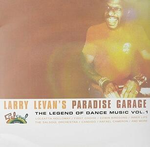 Legend Of Dance Music 1 - Vinile LP di Larry Levan