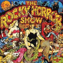 Rocky Horror Show (Original London Cast - Red Vinyl) - Vinile LP