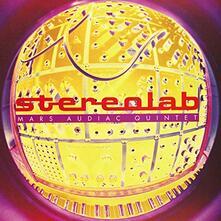 Mars Audiac Quintet (Limited Clear Coloured Vinyl Edition) - Vinile LP di Stereolab