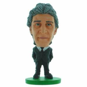 Soccerstarz. Man City Manuel Pellegrini. Suit /Figures